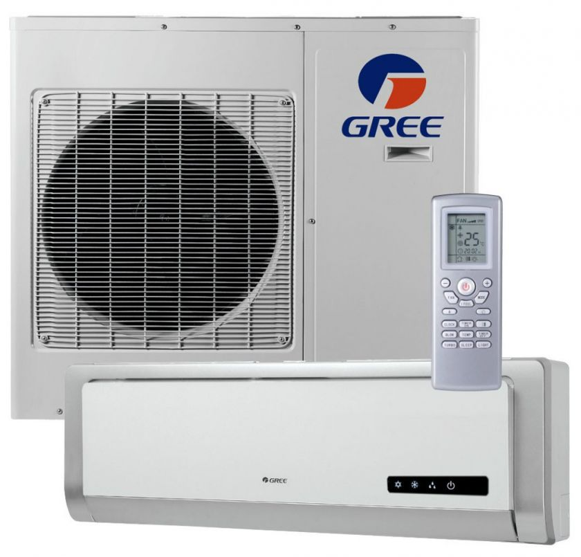 DUCTLESS MINI SPLIT AIR CONDITIONER AC HEAT PUMP 9K BTU