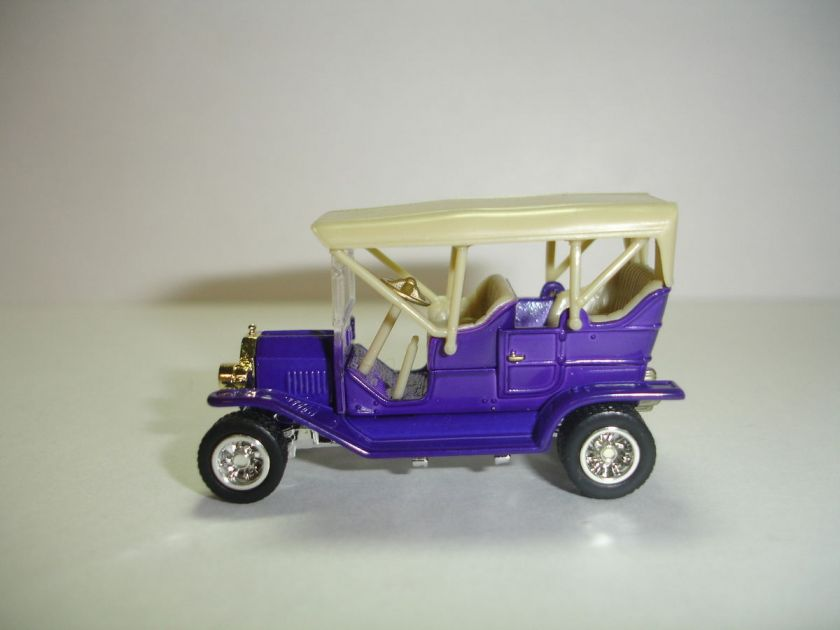 HOT WHEELS FORD MODEL T CLASSIC CAR 1/64 LIMITED EDITION