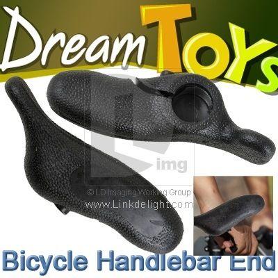 Mountain Bicycle Bike Cycling Handlebar Bar End Grip